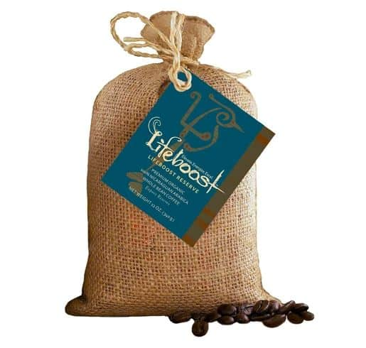 Lifeboost Coffee Beans