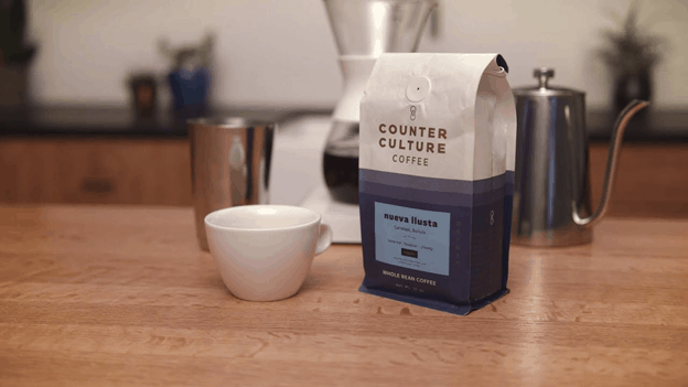 Seattle Counter Culture Coffee
