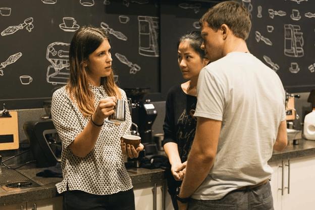 Clive Coffee's Home Barista Class